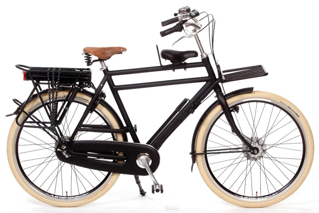 velo électrique hollandais