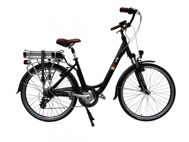 vélo à assistance électrique de ville
